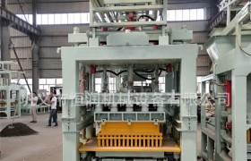 精品货源大型空心面包制砖机