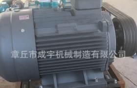 小型污水曝气和水产养殖4KW直流微型鼓风机高压罗茨鼓风机