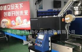 森洋專業制造鋁管包裝機金屬長管自動包裝機械
