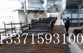 廠家直銷燒制青磚青瓦輥道窯爐
