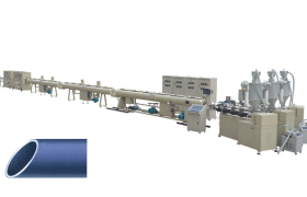 PP 超静音管生产线