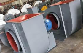 广东佛山4-72型碳钢离心式通风机可定制铁质不锈钢抽风机质保一年