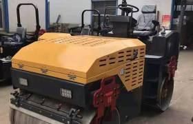骄之力机械供应手扶式单钢轮振动压路机