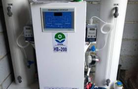 二氧化氯发生器小型污水处理器