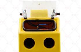 除銹去油除雜質去氧化皮噴砂首飾箱式噴砂機水噴砂機干噴濕噴砂機