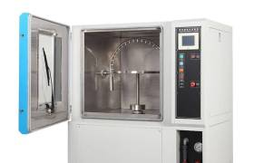 淋雨试验箱IPX1IPX2防水等级测试仪1000箱式模拟环境汽车防水实验