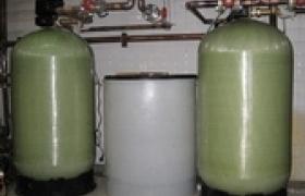 取暖鍋爐軟化水設備(雙閥雙罐)