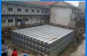 地埋消防泵站變頻供水設備