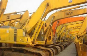 低价出售小松挖掘机 日立挖掘机