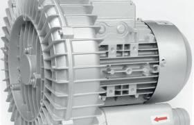 漩涡式鼓风机漩涡气泵鱼缸水池增氧泵水产养殖增氧机