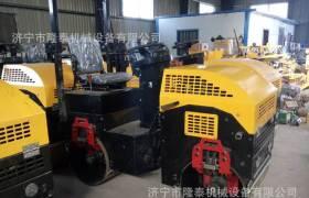 1噸全液壓路機道路工程座駕式壓路機