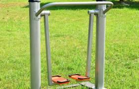 室外健身器材小區廣場組合體育用品套裝戶外踏步機漫步機