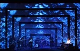 箱體會展LED顯示屏演唱會活動策劃婚慶舞臺背景全彩LED廣告