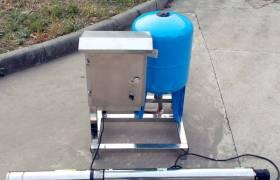 家用智能不銹鋼恒壓變頻供水設備深井泵