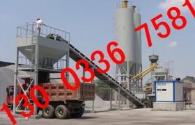 供應WCB500型穩定土廠拌設備