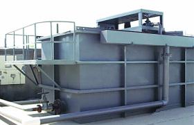 濰坊厭氧地埋式一體化污水處理設備系統
