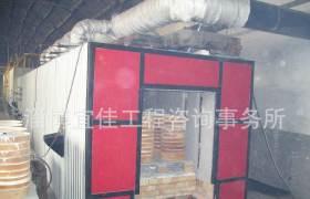 设计加工制作安装优质隧道窑(燃气