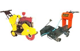 新型路面柴油切缝机