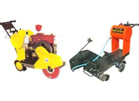 新型路面柴油切縫機