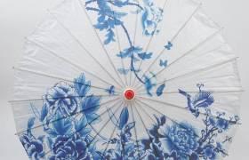 廠家批發中國風傘油紙傘舞蹈傘古典傘演出傘古典攝影裝飾道具紙傘