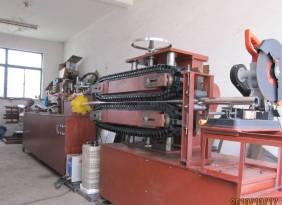不銹鋼金屬軟管汽車撓性管波紋管彈性元件等全套設備打波機焊管機