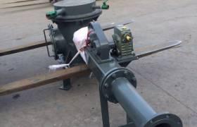 2017现货粉料气力输送泵水泥粉颗粒粉体气力输灰料封泵厂家