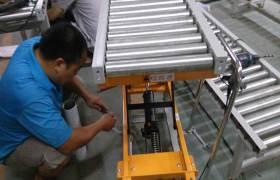 直销洗衣机冰箱电子电器产品生产线装配线滚筒线