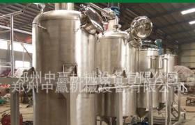 食用油精炼机厂家菜籽油精炼设备