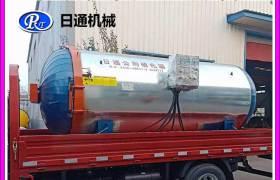諸城硫化罐廠家日通橡膠硫化罐