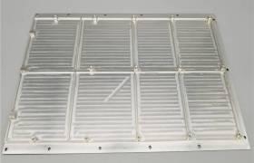 固定蓋板自動化設備公明后蓋定位零件打樣檢測鋁合金CNC加工定做