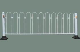 供應城市道路京式交通M型護欄 市政隔離U型護欄廠家直銷 小區護欄