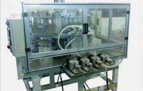 出售圆柱形八工位自动注液机
