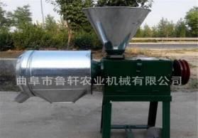 北京市面粉麩皮分離機小麥皮面分離磨面機