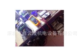 广东雕刻机专用变频器维修中心维修鑫福泰变频器FT-A002221KDIS1