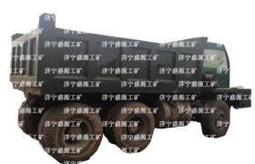 改装矿用运输车