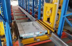 廠家直銷穿梭式貨架,倉儲貨架定制,價格優惠