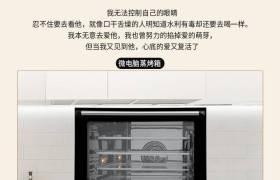 康百匯直銷禮品商用用小型多功能定時烘焙電烤箱電熱風循環烤爐