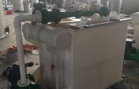 pp水喷射机组环保型水冲泵