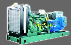 沃爾沃系列柴油發電機組