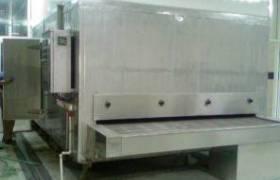 速凍丸類隧道式速凍機生產線