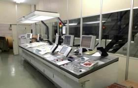 日本小森商業輪轉機二手印刷機