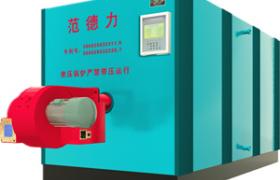 燃氣供暖鍋爐陜西德力專利產品