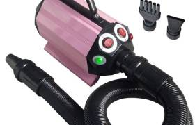 宠物用品厂家1600w静音吹水机宠物狗狗吹水机大功率吹风机吹干机
