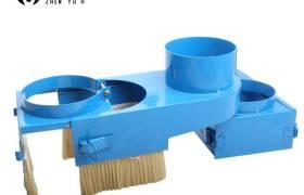 雕刻机吸尘罩毛刷防尘罩除尘毛刷木工雕刻机专用雕刻机配件吸尘管