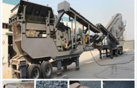 新能源環保熱銷建筑垃圾處理設備整套破碎建筑垃圾設備生產線