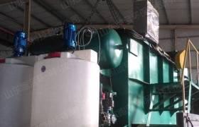工業含油污水處理設備含油污水油水分離設備一體化污水處理設備