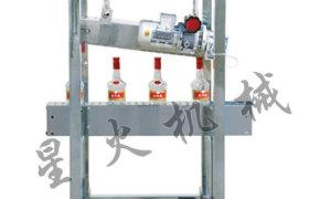 瓶裝辣椒醬壓蓋機/調味品壓蓋機-天津醬料壓蓋機