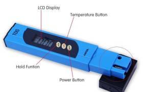 廠家直銷tds-3水質檢測筆電導率測試儀飲用水檢測器家用