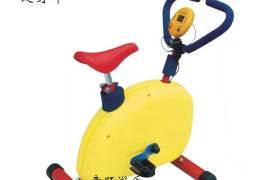 幼儿园娱乐健身器材跑步机拉力器举重器儿童体能训练健身车踏步机