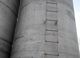 秦晉二手全不銹鋼立臥式儲罐容積1-60立方